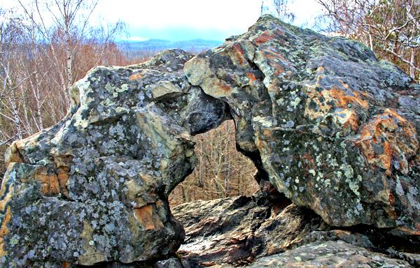 Арка на Белом камне