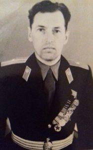 Семён Михайлович, молодой защитник Отечества